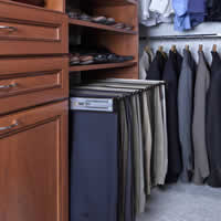 Pants-Rack-in-Warm-Cognac-Premier-Closet